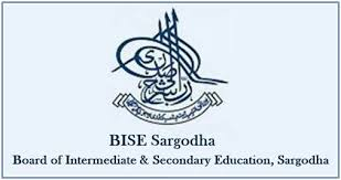 BISE Sargodha Board 10th Class Results 2018