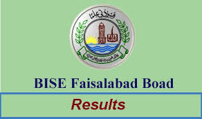 BISE Faisalabad Board 09th Class Result 2018